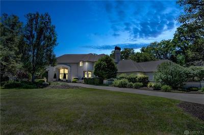 Dayton Single Family Home Pending/Show for Backup: 7067 Meeker Commons Lane