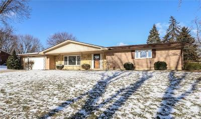 Kettering Single Family Home Pending/Show for Backup: 4601 Woodwell Drive