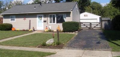 Vandalia Single Family Home Pending/Show for Backup: 859 Donora Drive