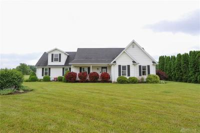 Springfield Single Family Home For Sale: 6089 Sarah Leigh Avenue