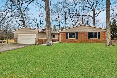 Beavercreek Single Family Home Pending/Show for Backup: 4191 Sunbeam Avenue