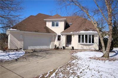 Beavercreek Single Family Home Pending/Show for Backup: 4296 Emmajane Court