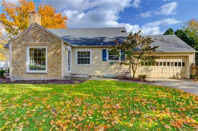 Kettering Single Family Home For Sale: 400 Brydon Road