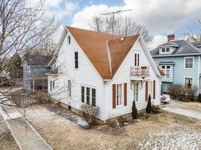 Troy Single Family Home Pending/Show for Backup: 221 Race Street
