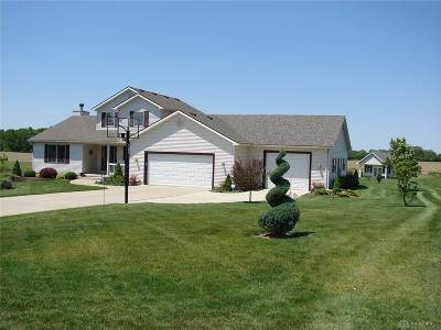 Springfield Single Family Home Pending/Show for Backup: 2979 Windy Ridge Drive