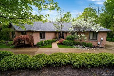 Springboro Single Family Home For Sale: 160 Meadow Brook