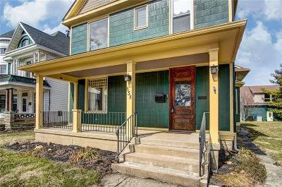 Xenia Single Family Home For Sale: 158 2nd Street