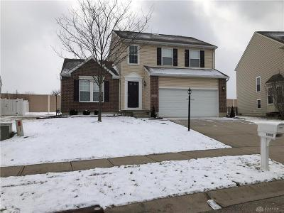 Miamisburg Single Family Home Pending/Show for Backup: 10152 Keithshire Keithshire Court