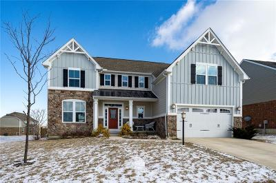 Springboro Single Family Home For Sale: 9449 Aspen Brook Court