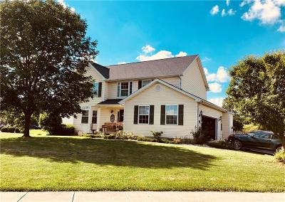 Brookville Single Family Home For Sale: 601 Meadow Glen Avenue