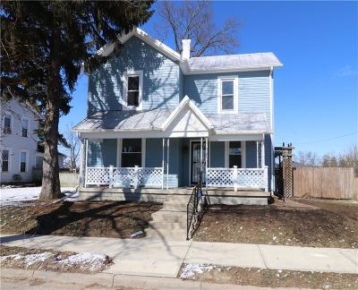 Miamisburg Single Family Home Pending/Show for Backup: 809 Pearl Street