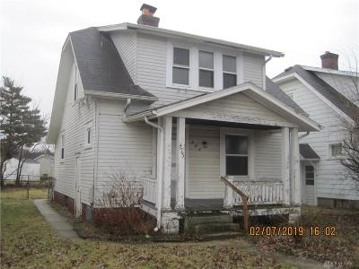 Greene County Single Family Home For Sale: 473 Cincinnati Avenue