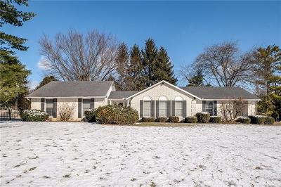 Fairborn Single Family Home Pending/Show for Backup: 51 Inverness Drive