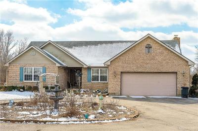 Single Family Home For Sale: 9439 Lower Valley Pike