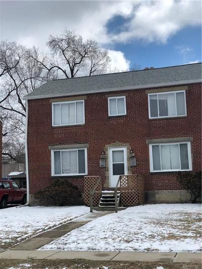 Fairborn Multi Family Home For Sale: 384 Morris Drive #386