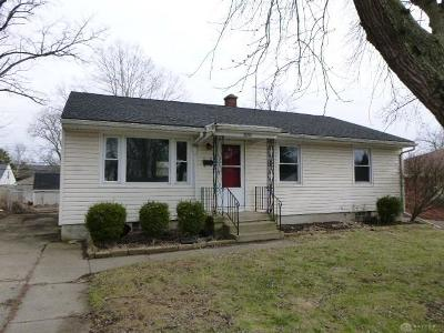 Kettering Single Family Home For Sale: 3030 Regent Street