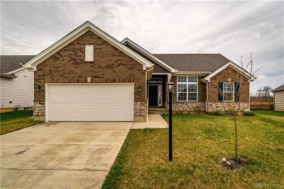 Fairborn Single Family Home Pending/Show for Backup: 1693 Sunset Canyon Court