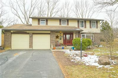 Fairborn Single Family Home For Sale: 1732 Hillrose Place