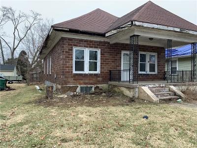 Dayton Single Family Home For Sale: 652 Syracuse Avenue
