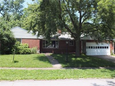 Dayton Single Family Home For Sale: 2815 Rugby Road