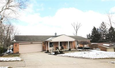 Dayton Single Family Home Pending/Show for Backup: 733 Stoneybrook Drive