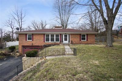 Springfield OH Single Family Home For Sale: $155,000