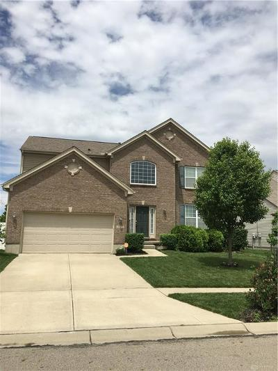Tipp City Single Family Home For Sale: 2167 Blazing Star Drive