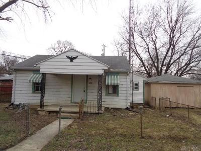 Dayton Single Family Home For Sale: 2609 Coronette Avenue
