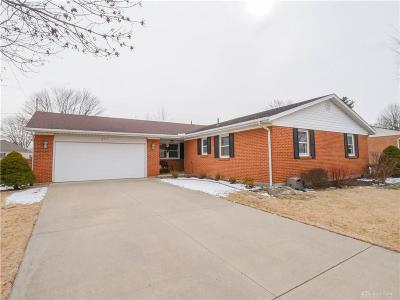 Xenia Single Family Home Pending/Show for Backup: 677 Saxony Drive