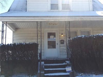 Dayton Single Family Home For Sale: 248 Siebenthaler Avenue