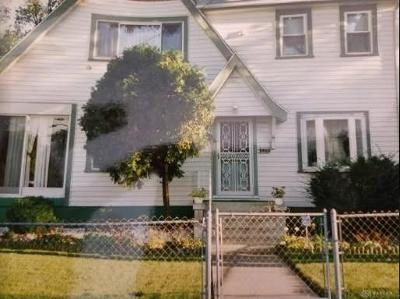 Dayton Single Family Home Pending/Show for Backup: 4200 Midway Avenue
