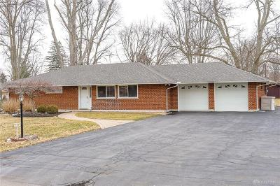 Centerville Single Family Home For Sale: 9118 Mary Haynes Drive