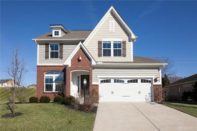 Fairborn Single Family Home Pending/Show for Backup: 1658 Yellow Rose Court