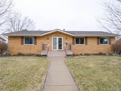 Kettering Single Family Home For Sale: 3033 Swigert Road