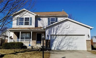 Dayton Single Family Home For Sale: 6209 Avian Glen Circle