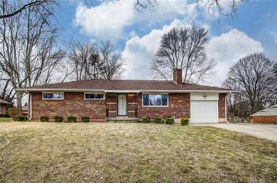 Beavercreek Single Family Home For Sale: 1175 Geneva Road