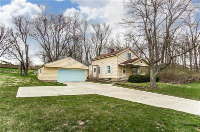 Greene County Single Family Home For Sale: 2832 New Germany Trebein Road