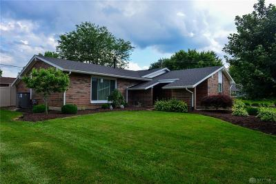 Xenia Single Family Home For Sale: 415 Wilson