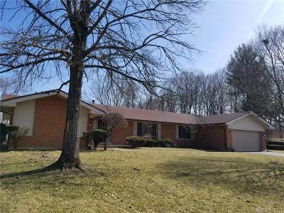 Dayton Single Family Home Pending/Show for Backup: 5320 Birchbend Court