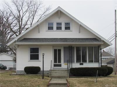 Springfield Single Family Home For Sale: 366 Arlington Avenue