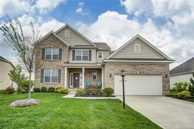 Huber Heights Single Family Home For Sale: 4236 Silver Oak Way