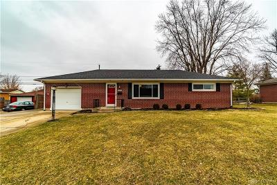 Springfield Single Family Home Pending/Show for Backup: 1210 Torrence Drive