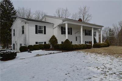 Springfield Single Family Home For Sale: 3643 Troy Road