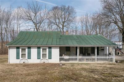 Clinton County Single Family Home For Sale: 317 Kentucky Avenue