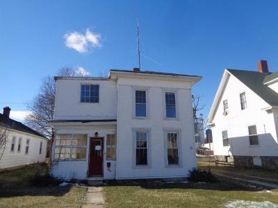 West Milton Multi Family Home For Sale: 115 Main Street