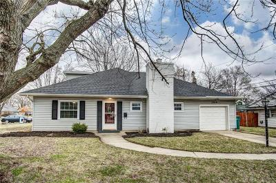 Kettering Single Family Home For Sale: 3970 Maricarr Drive