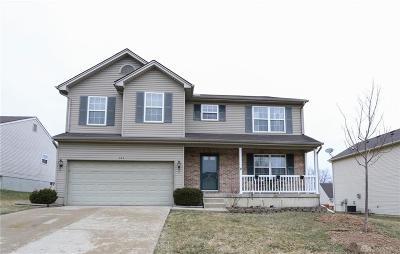 Fairborn Single Family Home Pending/Show for Backup: 465 Thompson Drive