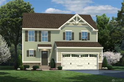 Tipp City Single Family Home For Sale: 5115 Red Buckeye