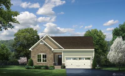 Tipp City Single Family Home For Sale: 5121 Red Buckeye
