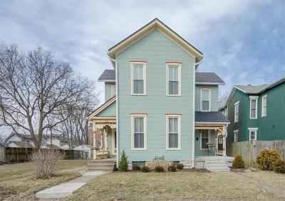 Dayton Single Family Home Pending/Show for Backup: 2123 Fifth Street